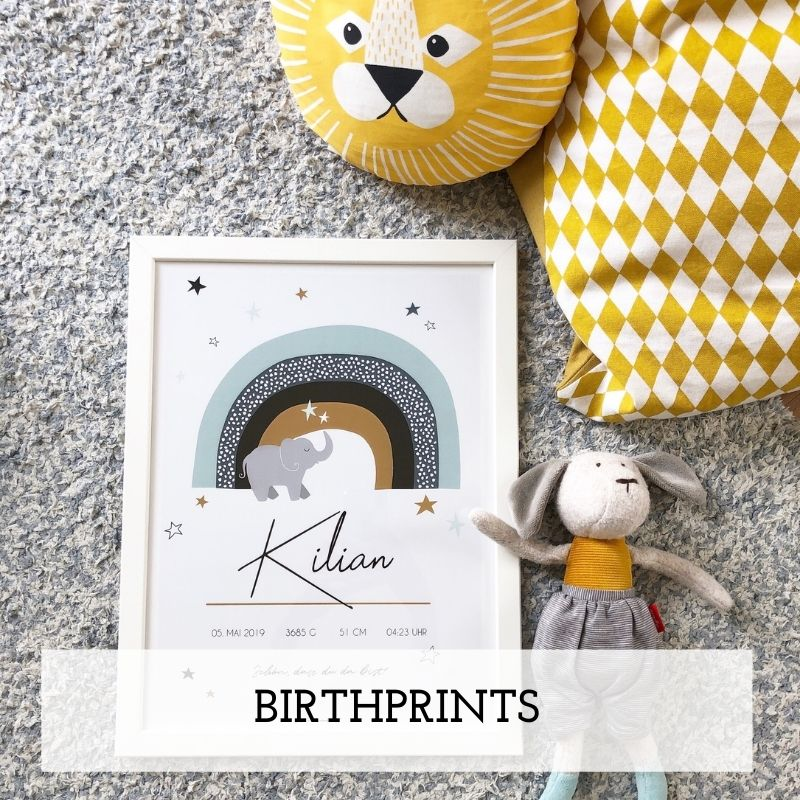 Kategoriebild Birthprints